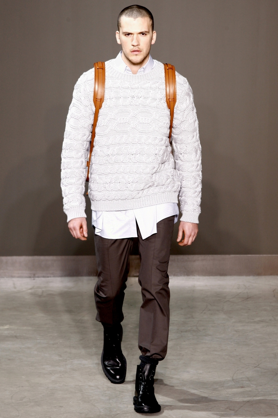 The gallery for --> High Fashion Male Runway Models